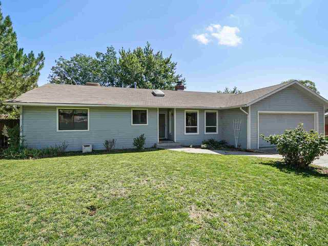 754 Tulip Drive, Grand Junction, CO 81506 (MLS #20204574) :: The Kimbrough Team | RE/MAX 4000