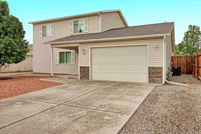 527 Autumn Breeze Drive, Clifton, CO 81520 (MLS #20204575) :: CENTURY 21 CapRock Real Estate