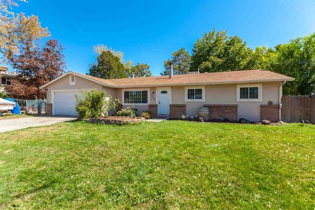 638 Karen Court, Grand Junction, CO 81504 (MLS #20204579) :: CENTURY 21 CapRock Real Estate