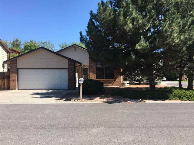 596 Creekside Court, Grand Junction, CO 81501 (MLS #20204580) :: The Christi Reece Group