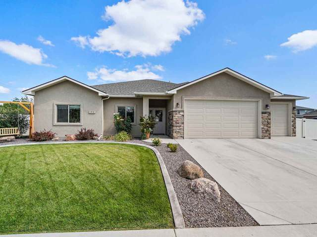 198 Night Hawk Drive, Grand Junction, CO 81503 (MLS #20204582) :: The Danny Kuta Team