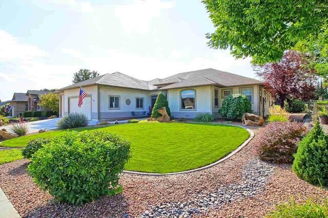 2057 Spur Cross Road, Grand Junction, CO 81507 (MLS #20204593) :: CENTURY 21 CapRock Real Estate