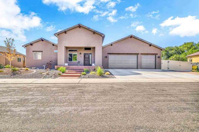 735 Beaver Lodge, Grand Junction, CO 81505 (MLS #20204602) :: The Kimbrough Team | RE/MAX 4000