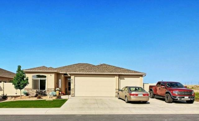 675 Strathearn Drive, Grand Junction, CO 81504 (MLS #20204604) :: The Christi Reece Group