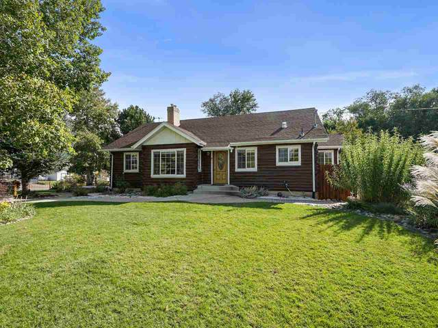 674 26 Road, Grand Junction, CO 81506 (MLS #20204614) :: The Grand Junction Group with Keller Williams Colorado West LLC