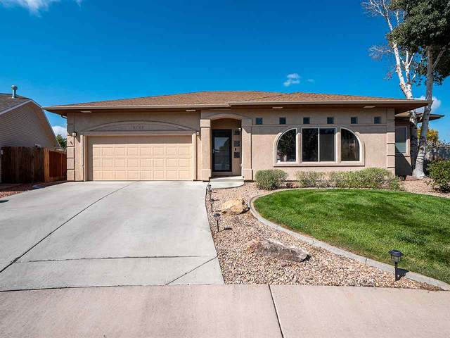 2427 Spanish Hills Court, Grand Junction, CO 81505 (MLS #20204621) :: The Danny Kuta Team