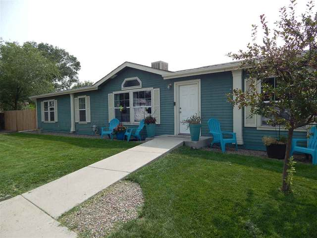 2991 Clarinet Lane, Grand Junction, CO 81504 (MLS #20204629) :: The Kimbrough Team | RE/MAX 4000