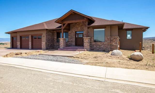 180 Gunnison Ridge Court, Grand Junction, CO 81503 (MLS #20204634) :: The Grand Junction Group with Keller Williams Colorado West LLC