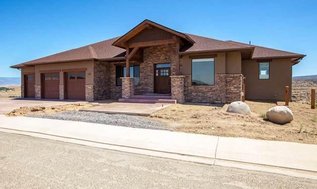 180 Gunnison Ridge Court, Grand Junction, CO 81503 (MLS #20204634) :: CENTURY 21 CapRock Real Estate