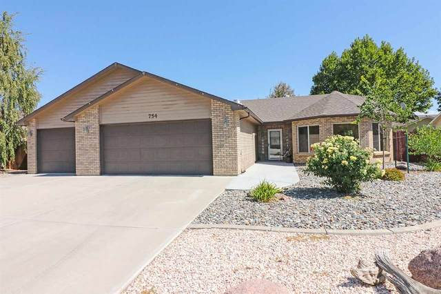 754 Silver Plume Drive, Fruita, CO 81521 (MLS #20204638) :: The Grand Junction Group with Keller Williams Colorado West LLC