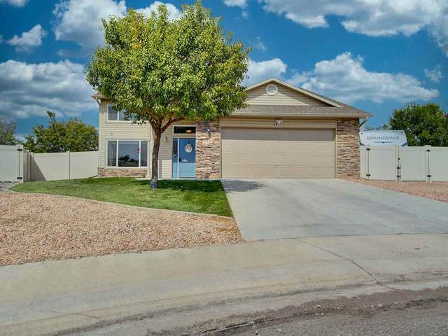 117 Compton Court, Fruita, CO 81521 (MLS #20204643) :: The Grand Junction Group with Keller Williams Colorado West LLC