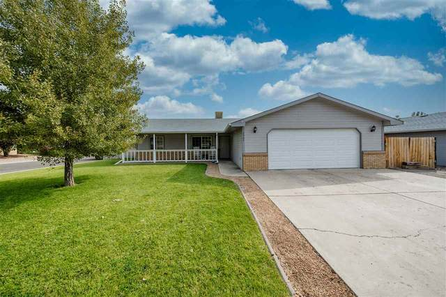 2967 N Ronlin Avenue, Grand Junction, CO 81504 (MLS #20204652) :: The Christi Reece Group