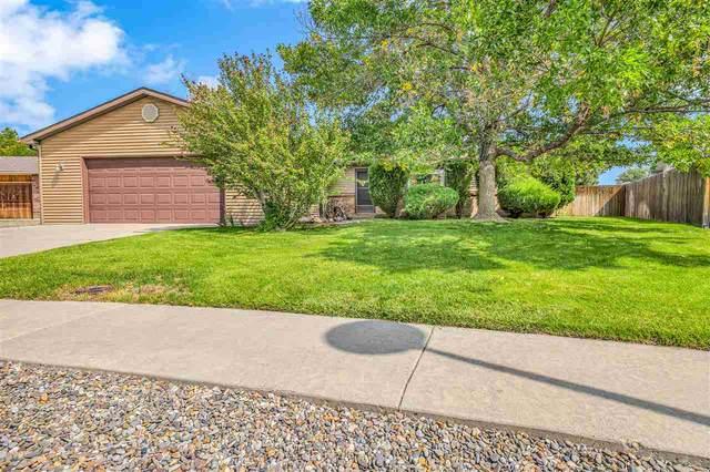 2956 Pheasant Run Circle, Grand Junction, CO 81506 (MLS #20204656) :: CENTURY 21 CapRock Real Estate