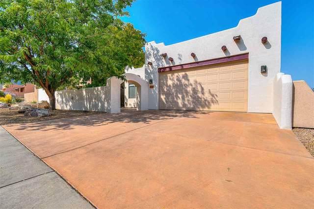 2066 Snow Mesa Lane, Grand Junction, CO 81507 (MLS #20204665) :: The Danny Kuta Team