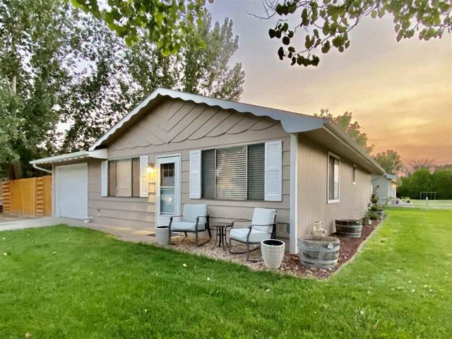 469 Grand Valley Drive, Grand Junction, CO 81504 (MLS #20204684) :: The Christi Reece Group