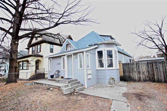 1011 Rood Avenue C, Grand Junction, CO 81501 (MLS #20204685) :: The Grand Junction Group with Keller Williams Colorado West LLC