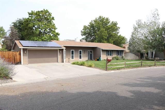 580 Eastbrook Street, Grand Junction, CO 81504 (MLS #20204690) :: CENTURY 21 CapRock Real Estate