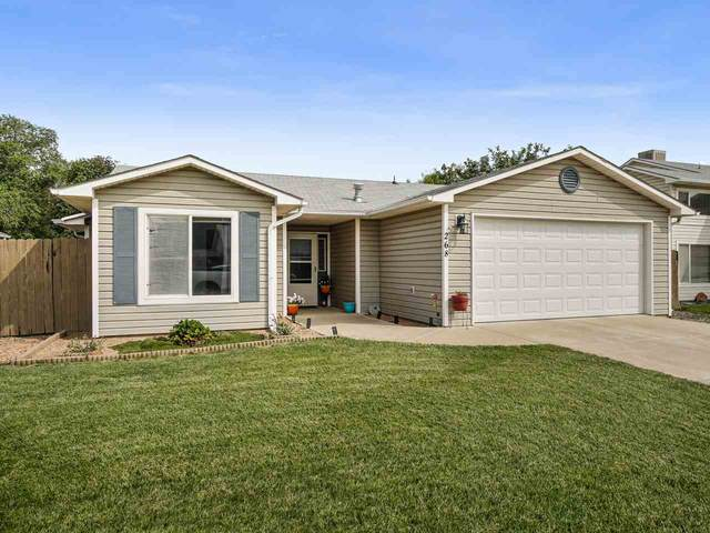 268 E Hanover Circle, Grand Junction, CO 81503 (MLS #20204694) :: The Kimbrough Team | RE/MAX 4000