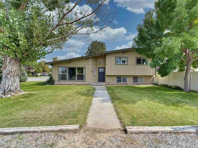 502 Vista Grande Drive, Grand Junction, CO 81507 (MLS #20204695) :: The Kimbrough Team | RE/MAX 4000
