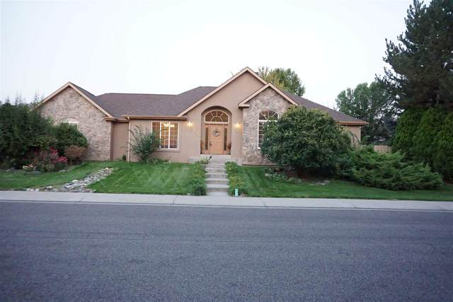 3742 Piazza Way, Grand Junction, CO 81506 (MLS #20204696) :: Lifestyle Living Real Estate