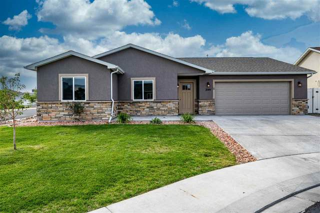 3149 Caged Court, Grand Junction, CO 81504 (MLS #20204697) :: CENTURY 21 CapRock Real Estate