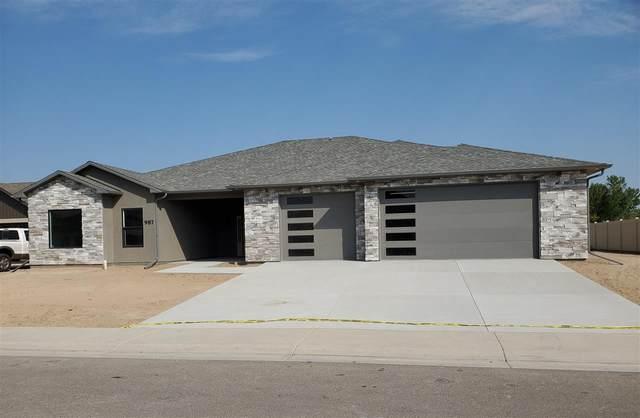 987 Adobe View Way, Fruita, CO 81521 (MLS #20204698) :: CENTURY 21 CapRock Real Estate