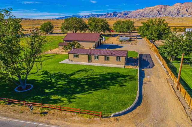 3142 F 3/4 Road, Grand Junction, CO 81504 (MLS #20204712) :: The Kimbrough Team | RE/MAX 4000