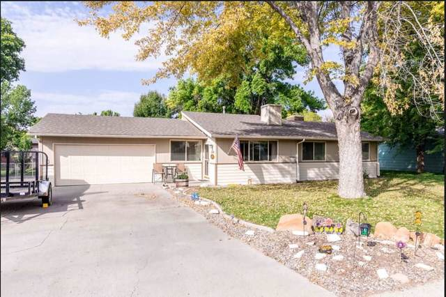 2684 Paradise Way, Grand Junction, CO 81506 (MLS #20204719) :: The Kimbrough Team | RE/MAX 4000