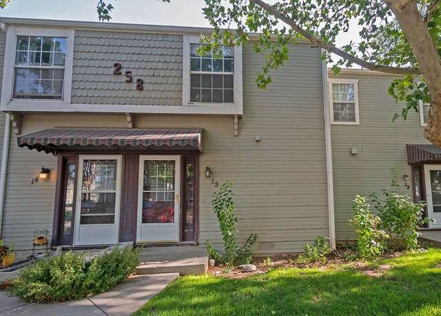 258 Coventry Court #13, Grand Junction, CO 81503 (MLS #20204720) :: The Kimbrough Team | RE/MAX 4000