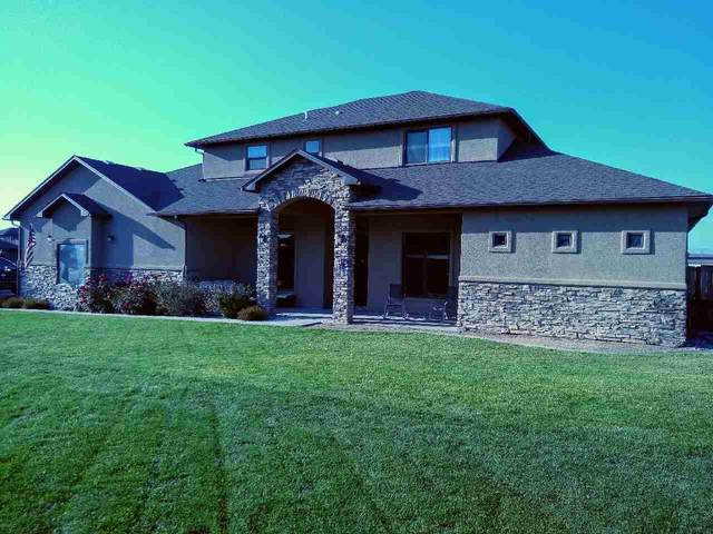 574 Lois Drive, Fruita, CO 81521 (MLS #20204722) :: The Kimbrough Team | RE/MAX 4000