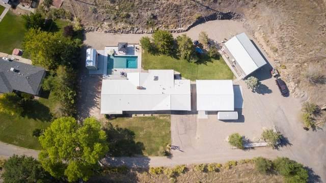 516 Blevins Road, Grand Junction, CO 81507 (MLS #20204725) :: CENTURY 21 CapRock Real Estate