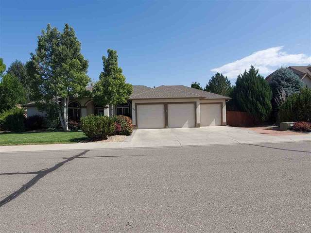 700 Tranquil Trail, Grand Junction, CO 81507 (MLS #20204726) :: CENTURY 21 CapRock Real Estate