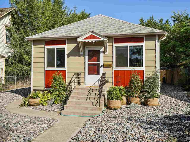 828 Chipeta Avenue, Grand Junction, CO 81501 (MLS #20204730) :: The Danny Kuta Team