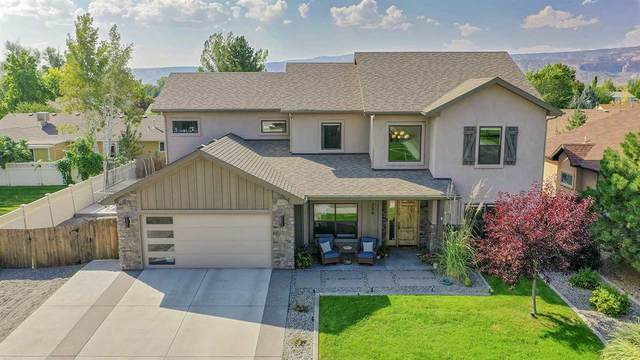 288 Oakwood Avenue, Fruita, CO 81521 (MLS #20204733) :: The Danny Kuta Team