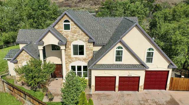 2216 Da Vinci Place, Grand Junction, CO 81507 (MLS #20204738) :: The Christi Reece Group