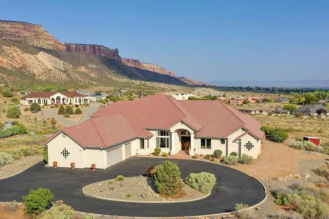 349 Buffalo Court, Grand Junction, CO 81507 (MLS #20204752) :: The Kimbrough Team | RE/MAX 4000
