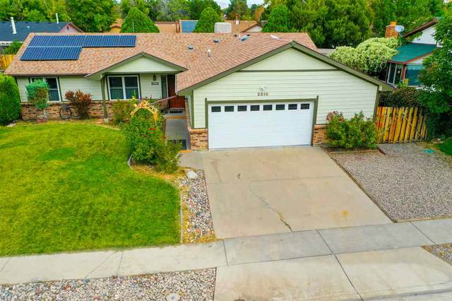 2310 Wintergreen Drive, Grand Junction, CO 81506 (MLS #20204760) :: The Kimbrough Team | RE/MAX 4000
