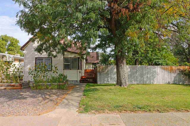 458 Chipeta Avenue, Grand Junction, CO 81501 (MLS #20204762) :: The Kimbrough Team   RE/MAX 4000