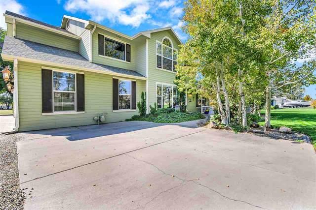 3193 F 1/2 Road, Grand Junction, CO 81504 (MLS #20204766) :: CENTURY 21 CapRock Real Estate