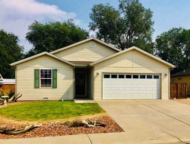 516 Hawthorne Street, Fruita, CO 81521 (MLS #20204779) :: The Christi Reece Group