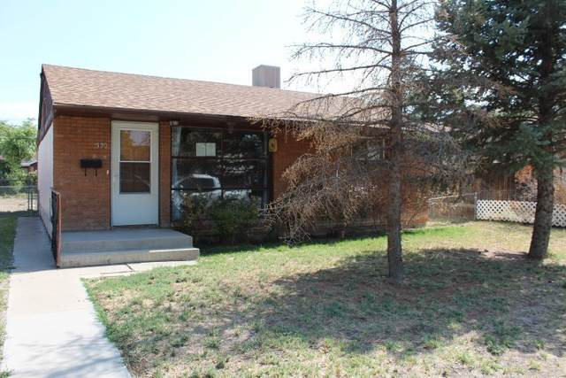 1370 N 22nd Street, Grand Junction, CO 81501 (MLS #20204780) :: CENTURY 21 CapRock Real Estate