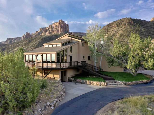 1923 Wingate Drive, Grand Junction, CO 81507 (MLS #20204783) :: The Kimbrough Team | RE/MAX 4000
