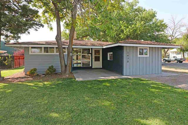 1635 N 23rd Street, Grand Junction, CO 81501 (MLS #20204784) :: The Kimbrough Team | RE/MAX 4000