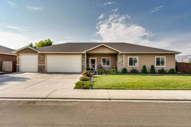 1136 Richwood Avenue, Fruita, CO 81521 (MLS #20204788) :: CENTURY 21 CapRock Real Estate