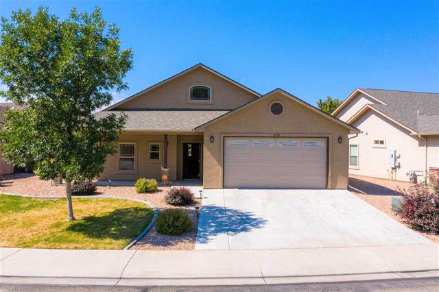 609 Saffron Way, Grand Junction, CO 81505 (MLS #20204793) :: The Danny Kuta Team