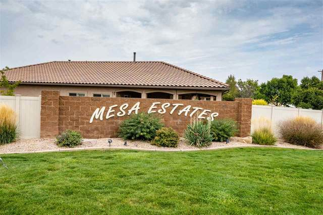 214 Monitor Mesa Court, Grand Junction, CO 81503 (MLS #20204794) :: The Danny Kuta Team