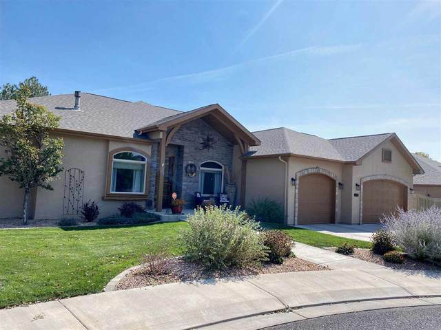 3530 Woodgate Drive, Grand Junction, CO 81506 (MLS #20204796) :: The Kimbrough Team | RE/MAX 4000