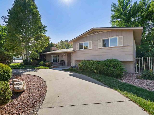 2203 Knollwood Lane, Grand Junction, CO 81505 (MLS #20204818) :: The Kimbrough Team | RE/MAX 4000