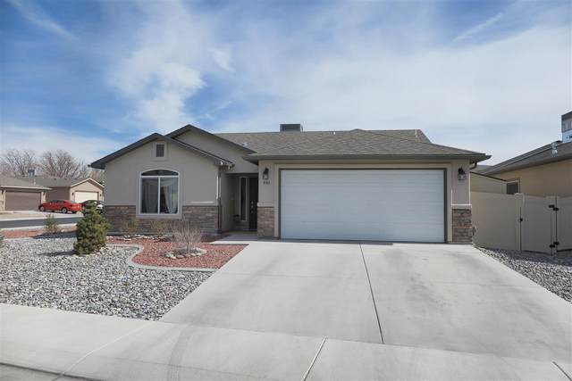 446 29 1/2 Road, Grand Junction, CO 81504 (MLS #20204821) :: The Kimbrough Team | RE/MAX 4000
