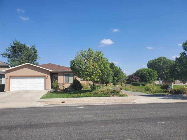 402 29 1/2 Road, Grand Junction, CO 81504 (MLS #20204822) :: The Kimbrough Team | RE/MAX 4000
